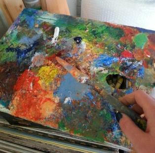 Artists' Pallette