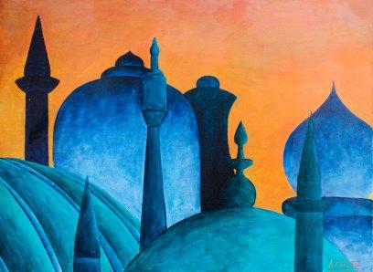 'Orange Sky'