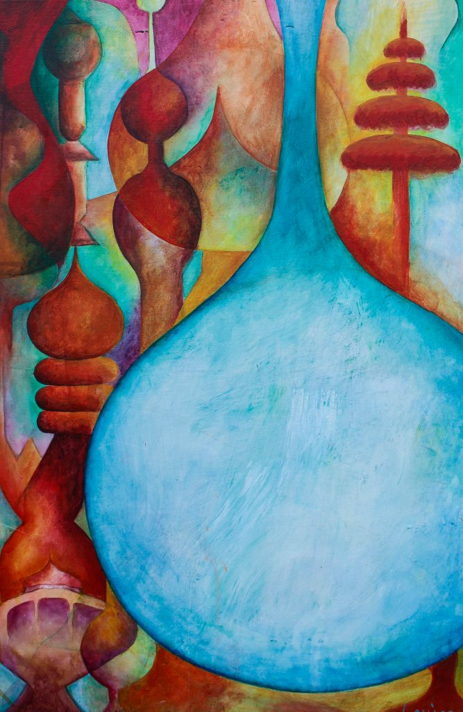 middle east painting droplet in daylight louisa corr doha painting art artist for sale